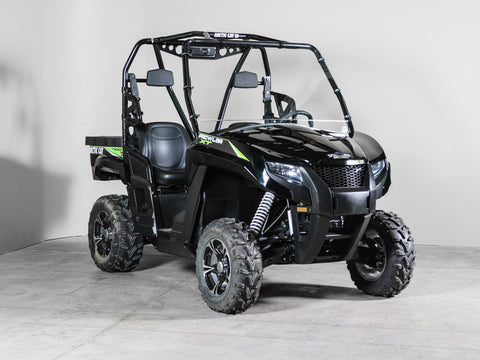 "Arctic Cat Prowler HDX/XT Full Windshield 1/4"" Scratch Resistant - Models 2015+"