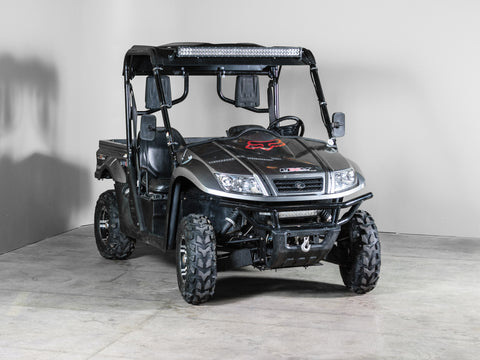"Kymco Full UTV Windshield 3/16"" - Models 2009-2013"