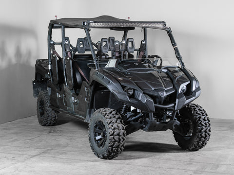 "Yamaha Viking Full UTV Windshield 1/4"" - Scratch Resistant"