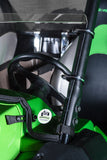 "2014 Kawasaki Teryx 2 Seater (2014 Only) 17 1/2"" Tall Half Windshield TALLEST ON THE MARKET"