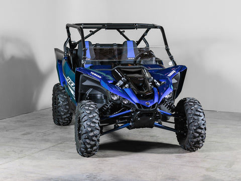 "Yamaha YXZ Half UTV Windshield 3/16"" - Scratch Resistant - Model 2019"
