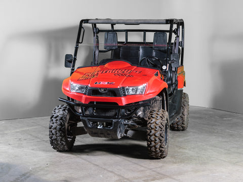 "Kymco 500/700 Half UTV Windshield 3/16"" - Models 2014+"
