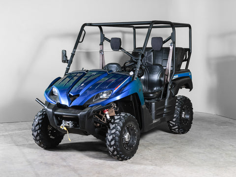 "Kawasaki Teryx Half UTV Windshield 3/16"" - Models 2009 and older"