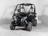 "Arctic Cat Prowler HDX/XT Half UTV Windshield 3/16"" - Models 2015+"