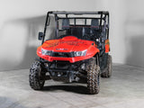 "Kymco 500/700 Half UTV Windshield 1/4"" - Scratch Resistant - Models 2014+"