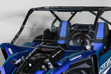 "Yamaha YXZ Half UTV Windshield 3/16"" - Model 2019"