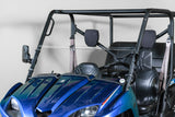 "Kawasaki Teryx Half UTV Windshield 1/4"" - Scratch Resistant - Models 2009 and older"