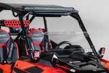 Polaris RZR XP Turbo/S 2019+ Half Windshield