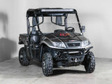 "Kymco Half UTV Windshield 3/16"" - Models 2009-2013"