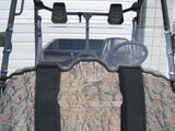 "Coleman Outfitter 500/700 16 1/2"" Tall Half Windshield TALLEST ON THE MARKET"