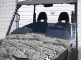 "John Deere Gator RSX 16 1/2"" Tall Half Windshield TALLEST ON THE MARKET"