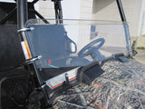 "2014 + Kymco 450 15 3/4"" Tall Half Windshield TALLEST ON THE MARKET"