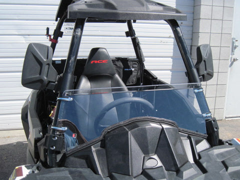 POLARIS ACE HALF TILT WINDSHIELD
