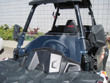 "Polaris Ace 11"" Tall Half Windshield TALLEST ON THE MARKET"