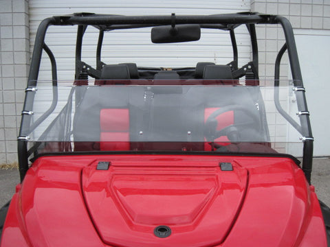"Mahindra Mpac 20"" Tall Half Windshield TALLEST ON THE MARKET"