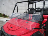 Mahindra Mpac Full Tilt Windshield