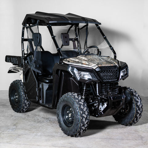 HONDA PIONEER 500 FULL WINDSHIELD
