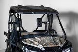 "Honda Pioneer 500 Full UTV Windshield 3/16"" - Scratch Resistant - Models 2016+"