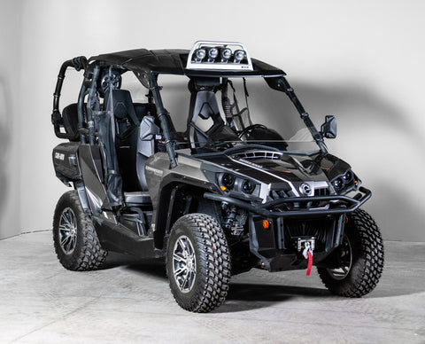 CAN-AM COMMANDER Full Windshield