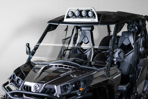 Can-Am Commander Half UTV Windshield