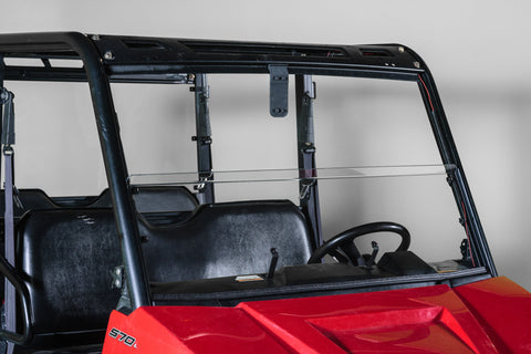 "2015 + Midsize Polaris Ranger 570 13 3/4"" Tall Half Windshield TALLEST ON THE MARKET"