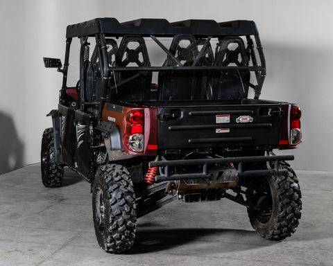 "Odes Dominator X Back UTV Windshield 3/16"" - Scratch Resistant"
