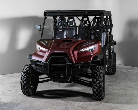 Odes Dominator X Half Windshield