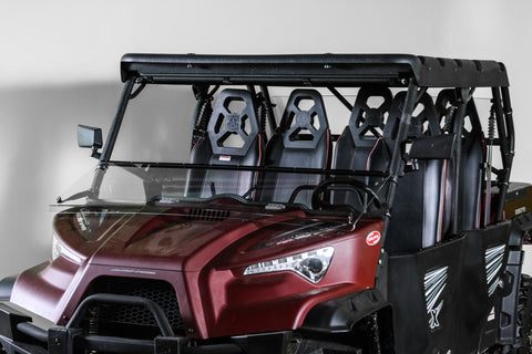 "Odes Dominator X Full Tilting UTV Windshield 3/16"" - Scratch Resistant"