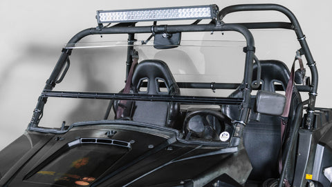 "Odes Raider/Ravager Full Tilting UTV Windshield 3/16"" -  Scratch Resistant"