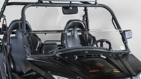 Odes Raider Half UTV Windshield 3/16""
