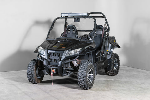 ODES Raider Full Windshield
