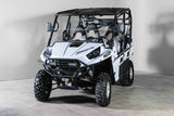 "2015 ONLY Kawasaki Teryx 17 1/2"" Tall Half Windshield TALLEST ON THE MARKET"