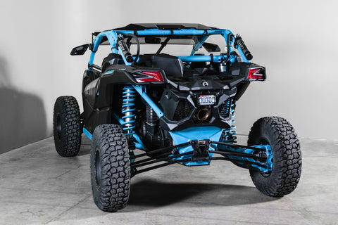 Can-Am Maverick X3 Back Windshield 3/16""
