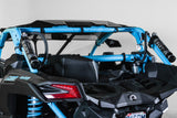 "Can-Am Maverick X3 Back UTV Windshield 3/16"" - Scratch Resistant"