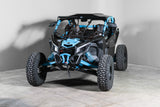 Can-Am Maverick X3 With Intrusion Bars Full UTV Windshield 3/16""
