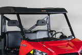 "Polaris Ranger 570/900/1000 Full UTV Windshield 3/16""- Scratch Resistant - Pro Fit Cage"