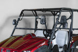 "Yamaha Rhino Full Tilting UTV Windshield 3/16"" - Scratch Resistant"