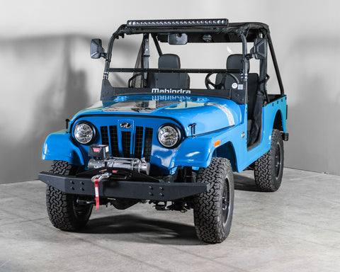 "Mahindra Roxor Full Tilting UTV Windshield 3/16"" - Scratch Resistant"