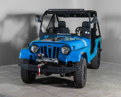 "Mahindra Roxor Full UTV Windshield 3/16"" - Scratch Resistant"