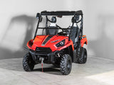 "Kawasaki Teryx Full Tilting UTV Windshield 1/4"" - Scratch Resistant - Models 2010-2013"