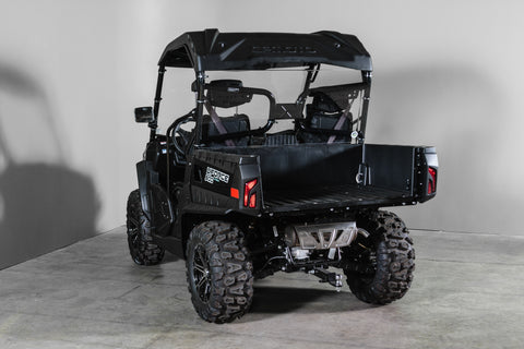 CF Moto U Force Back UTV Windshield 3/16""