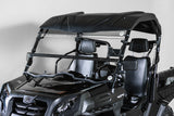 "CF Moto U Force Full Tilting UTV Windshield 3/16""- Visor NOT Included"