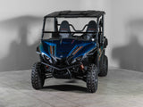 "Yamaha Wolverine X2 Full Tilt UTV Windshield 3/16"" - 2 & 4 Seater"