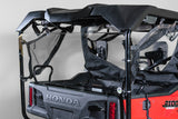 "Honda Pioneer 1000 Back UTV Windshield 3/16"" - Scratch Resistant"