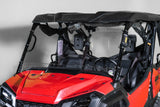 "Honda Pioneer 1000 Full UTV Windshield 1/4"" - Scratch Resistant"