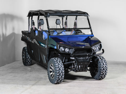 "Textron Stampede/Havoc Full Tilting UTV Windshield 1/4"" - Scratch Resistant"