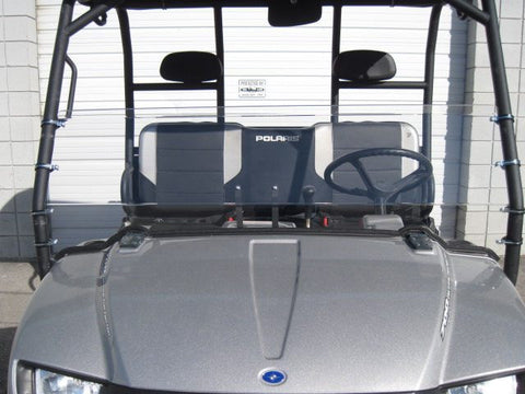 "2003-2009 Polaris Ranger Crew 22"" Tall Half Windshield TALLEST ON THE MARKET"