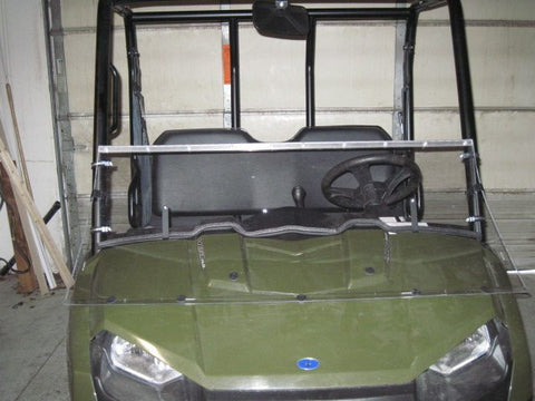 2010-2014 Mid Size Polaris Ranger 400/500/800 Full Tilt Windshield