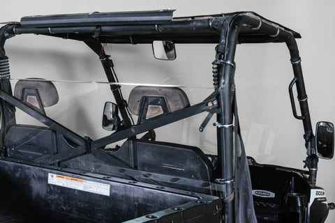 "Polaris Ranger 2009 XP + Back Windshield 3/16"" MAR"