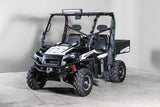 "Polaris Ranger 2009 XP + Full Windshield 3/16"" MAR"
